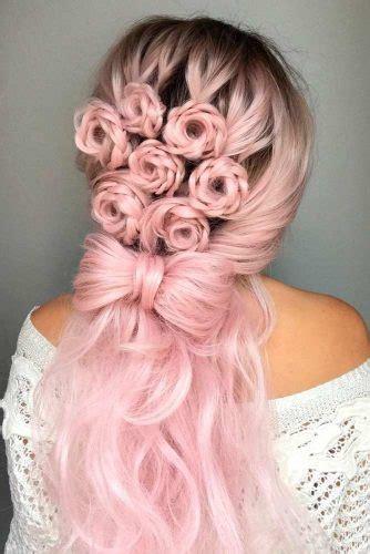 bridesmaid hairstyles  stylish zoo