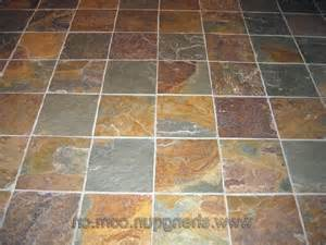 photos of slate floors