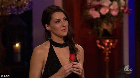 The Bachelorette Becca Kufrin flashes legs in overalls as