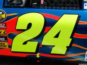 Jeff Gordon Number 24
