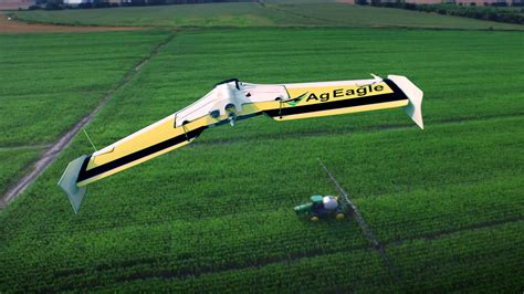 Prairie Skies Foster Drone Startups   Peterson Farms Seed