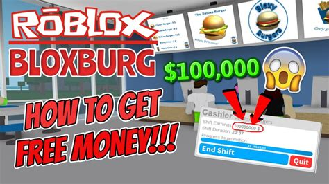 How To Get $10,000+ Fast On Bloxburg! (w Proof) [april