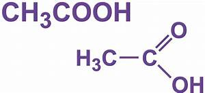 Study Notes On  U0026quot Ethanoic Acid