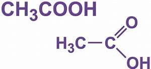 Study Notes On  U0026quot Ethanoic Acid