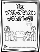 Activities Trip Road Vacation Coloring Journal Fun Trips Lightscamerateach Games sketch template