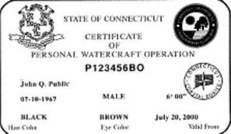 Ct Boating License by Connecticut Lawmakers Seek Stiffer Boating License