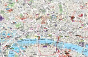 London City Map PDF