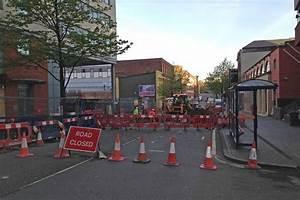 Major Birmingham city centre street closed for emergency ...