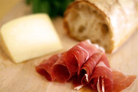 meats cuts ham prosciutto  speck tamworth