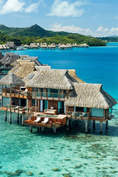 The Worlds Best Overwater Bungalows Travel Travel To