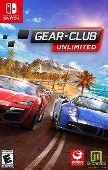 Gear Club by Gear Club Unlimited