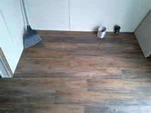 peel and stick dark wood planks remodel pinterest