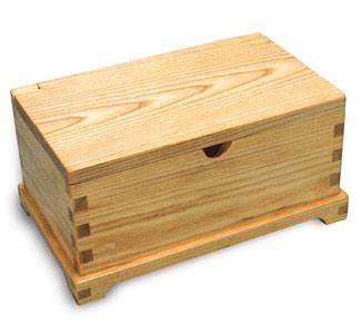wooden hinged top jewelry box project pattern wood