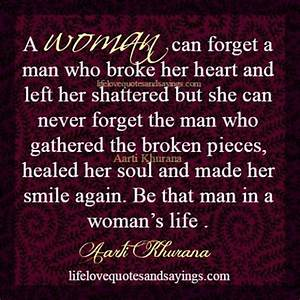 HEALING A BROKEN HEART QUOTES AND SAYINGS image quotes at ...