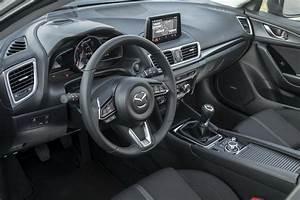 Mazda3 Dynamique : essai mazda 3 restyl e 2017 notre avis sur la mazda 3 essence photo 30 l 39 argus ~ Gottalentnigeria.com Avis de Voitures