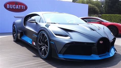 Bugatti divo whips pebble beach with hot looks, handling prowess. Supercars Gallery: Bugatti Divo Cost In India