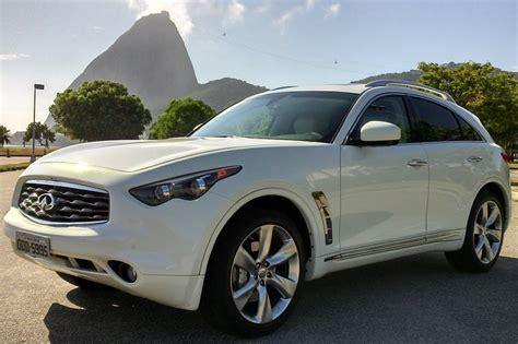 Car Review  InformaÇÕes E Testes  Infiniti Fx50s Youtube