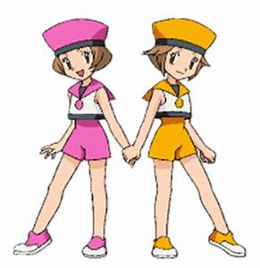 Audrey and Kathryn - Bulbapedia, the community-driven ...