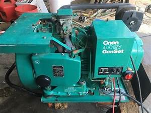 Onan 4 0 Rv Genset Or Generator