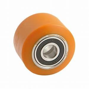 Ponceuse à Ruban : galet pour transpalette en polyur thane roulement ~ Premium-room.com Idées de Décoration
