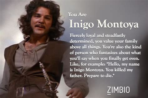 Which Character From 'the Princess Bride' Are You?