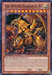 The Winged Dragon Of Ra Yu Gi Oh Itu002639s Time To Duel