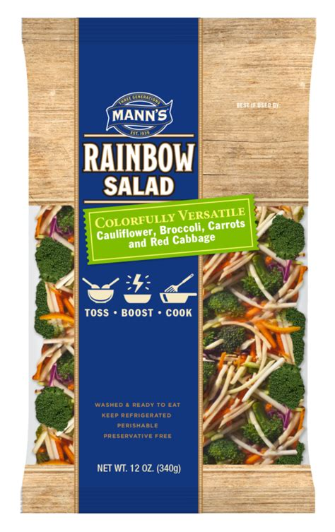 manns power blend manns fresh vegetables