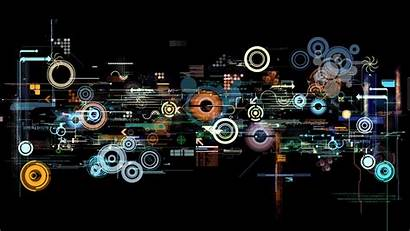 Business Programming Technology Background Graphic Analysis Digital