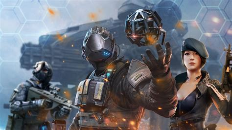 Futuristic Shooter Ironsight Coming Soon To NA And Europe ...