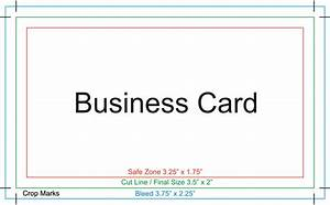 Diamond arrow for Full bleed business card template