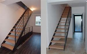 Escalier Metal Prix : prix escalier escalier metal bois prix with prix escalier ~ Edinachiropracticcenter.com Idées de Décoration