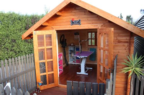 Your Own Garden Getaway, Wooden Garden Sheds Nz, Sheshed