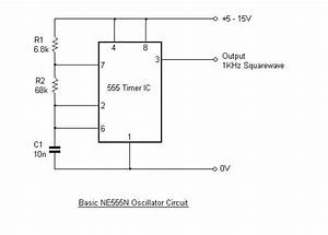 Resistors - What Is The Job Of The Capacitor In A 555 Circuit