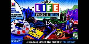 Game Of Life Twists  U0026 Turns Board Game Instructions Manual
