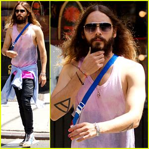 Jared Leto Releases Thirty Seconds To Mars' Concert Film