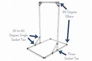 DIY Free Standing Pull-Up Bar Simplified Building