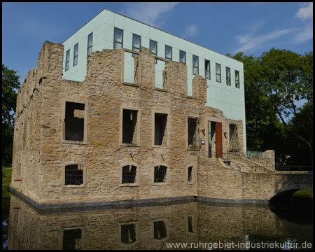 Haus Weitmar In Bochum  Industriekultur Im Ruhrgebiet