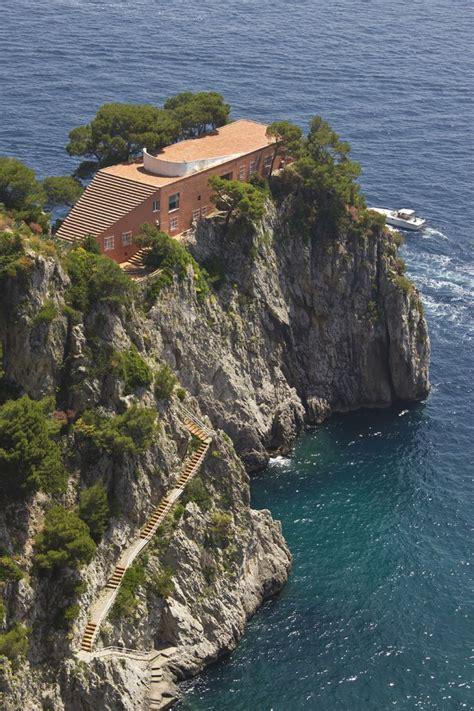 casa malaparte 256 best villa malaparte a images on