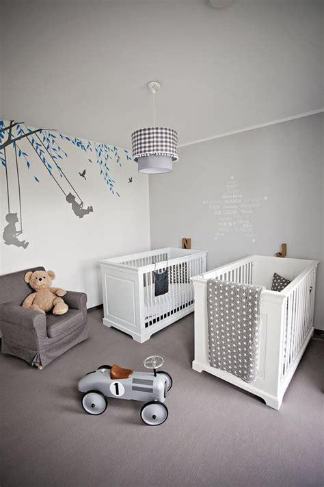 Kinderzimmer Für Zwillinge Gestalten by Hier Schlafen Babyzimmer F 252 R Zwillinge Modernes