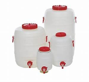 200 Liter Fass Kunststoff : kunststoff fass mit auslaufhahn und 30 liter volumen ~ Frokenaadalensverden.com Haus und Dekorationen