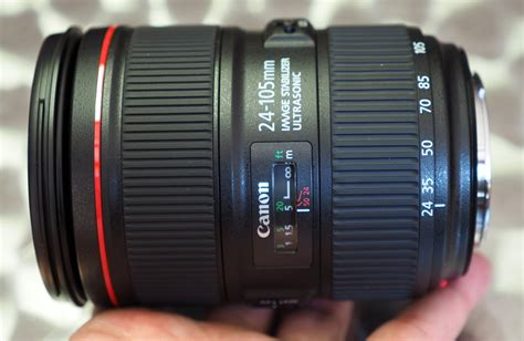 canon ef 24 105mm f 4l is ii usm