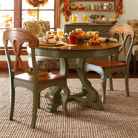Marchella Collection Sage Dining Room Collection Goodglance