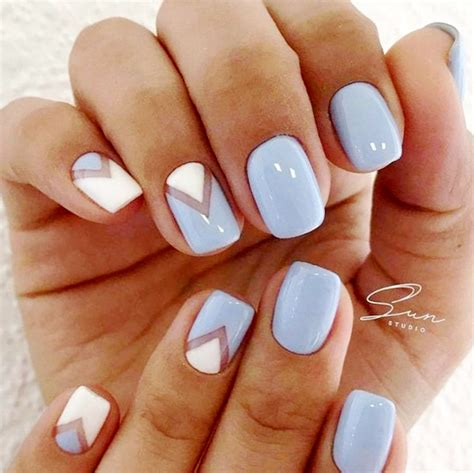 summer french nail designs   amazing nails