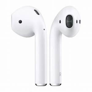 Auriculares de botón Apple AirPods Bluetooth · Electrónica · El Corte Inglés