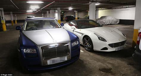 london car park  cadogan place  mega rich store