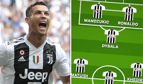 Juventus team news: Predicted line up vs Valencia – Will ...