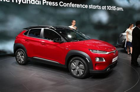 Hyundai Kona Electric Launched Autocar