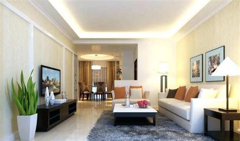 desain plafon  ruang tamu kecil rancangan desain