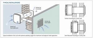 Wiring A Bathroom Extractor Fan Diagram