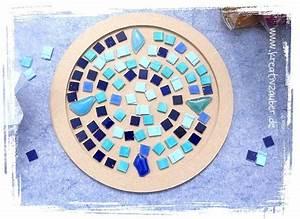 Mosaik Basteln Ideen : mosaik ideen f r viele anl sse kreativzauber ~ Lizthompson.info Haus und Dekorationen